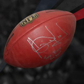 NFL Signed Game Ball