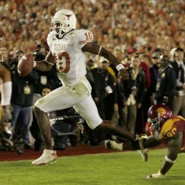 Vince Young Inducted into Texas Sport Hall of Fame