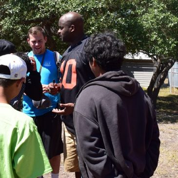 VY Visits Pathways Youth Ranch