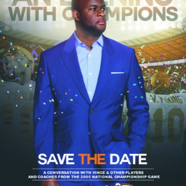 Sept 14th, 2018 – An Evening with Champions